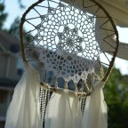 DIY Simplistic Dreamcatcher